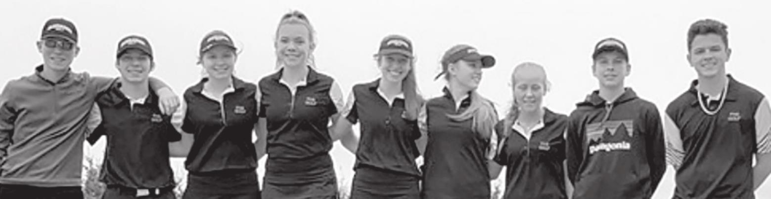 FHS Varsity Golf Competes at DAC