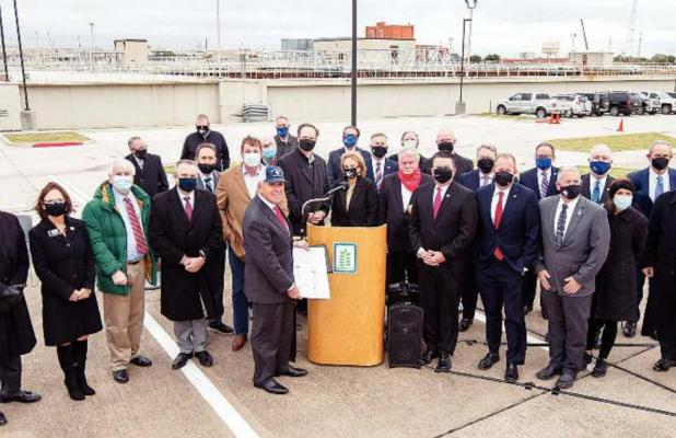 NTMWD and 13 Member Cities Agree to New Regional Water Contract