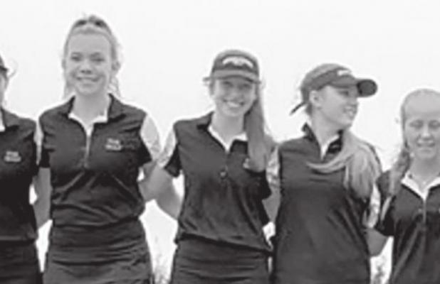 FHS Varsity Golf Competes at DAC