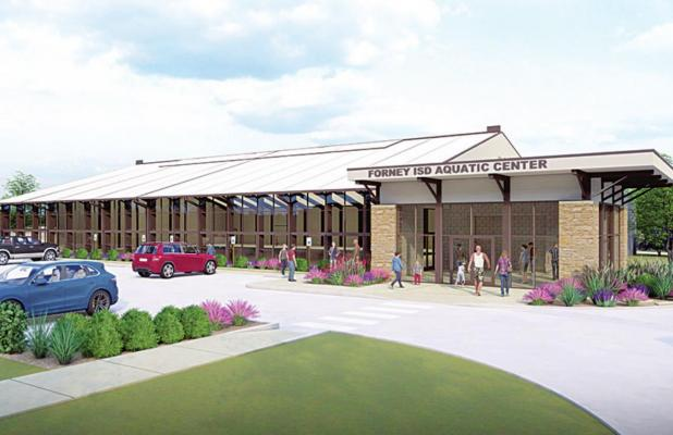 Forney ISD Aquatic Center Agreement with Metroplex Aquatics Provides New Community Engagement Opportunities