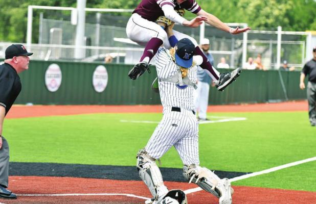 North Forney Baseball Wins District, Sees Season Ends in Bi-District Defeat