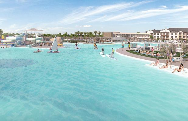 Developer Submits Plans for Crystal Lagoon