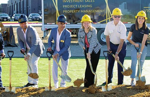 Victory Real Estate Group Breaks Ground on New Retail, Restaurants