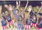 1st time I watched the Harlem GLOBETROTTERS!