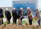 Construction on Kaufman County Justice Center Begins Officially with Groundbreaking