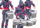 Warren Middle School Drumline