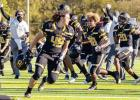 Crandall Wins Homecoming Thriller 57-54 in 4 OT's