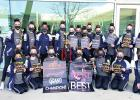 Warren Middle School StarSteppers Named Junior High National Champions