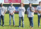 "North Baseball Honors ""The Five"""