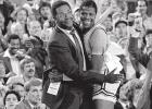 """I Had Pretty Much Forgotten About John Thompson I was """"pulling"""" for Houston to win!"""