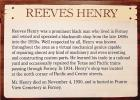FHPL Board Meets with Family of Reeves Henry