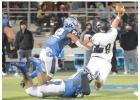 Falcons Roar Past Lions, 48-20